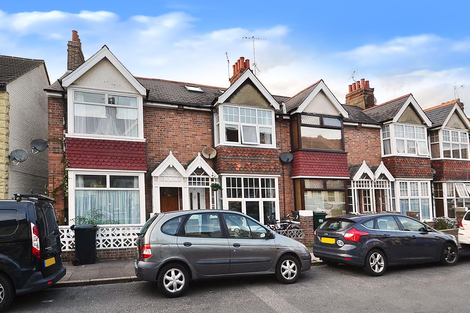 5 Bedrooms Terraced House for sale in Dudley Road, Eastbourne